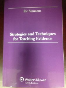 Teaching Evidence book